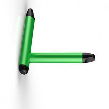 New Vape Pen Custom Logo 3.2ml 550mAh 800 Puffs Disposable Vape