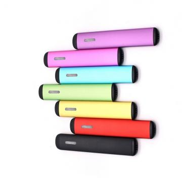 Wholesale Newest Packaging E-Cigarette Custom Logo Disposable Vape Pen