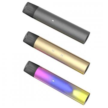 2020 Popular New Coming Puff Plus Disposable Vaporizer