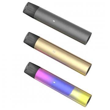 Wholesale White Disposable Round Mouthpiece Cbd Vape Pen Disposable 0.5ml Ceramic Coil Cbd Oil Vape Pen