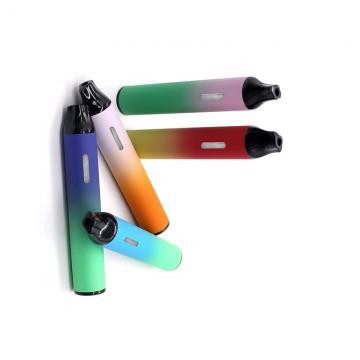 Wholesale cbd vape glass tip ceramic vape cartridge buttonless battery disposable vaporizer pen